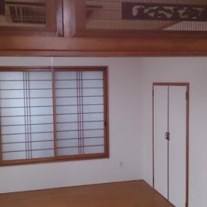 1F洋室。