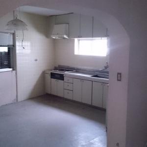 1階ダイニングキッチン