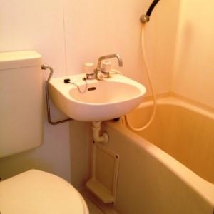 水平線ノムコウ    バストイレ