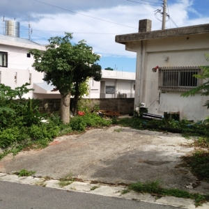 選べる住み方、二戸一住宅  駐車スペース