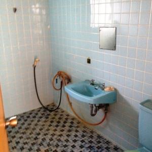 選べる住み方、二戸一住宅  B室:浴室・トイレ