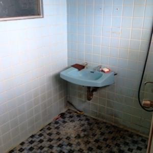 選べる住み方、二戸一住宅  A室:浴室