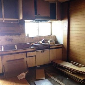 選べる住み方、二戸一住宅  A室:キッチン