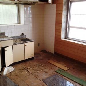 選べる住み方、二戸一住宅  B室:キッチン