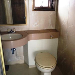 持たない贅沢、シングルライフ トイレ