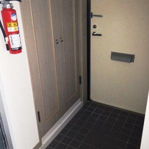持たない贅沢、シングルライフ 玄関+収納