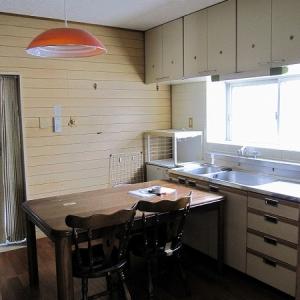 二世帯住宅大作戦! 1F:キッチン