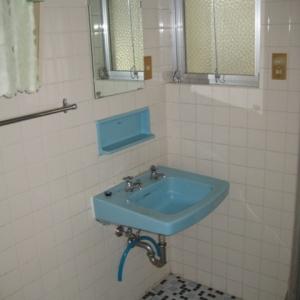 二世帯住宅大作戦!洗面室