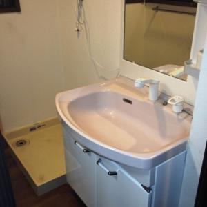 La・La・Laメゾネットハウス♪  洗面室