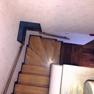 La・La・Laメゾネットハウス♪ メゾネット階段