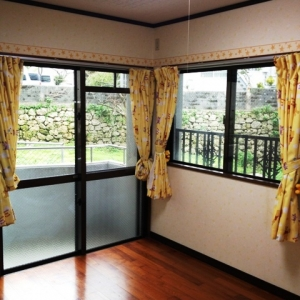 La・La・Laメゾネットハウス♪ 階下洋室右①