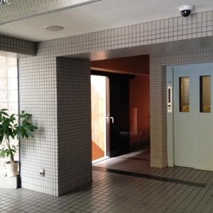 もも☆やま エレベータホール