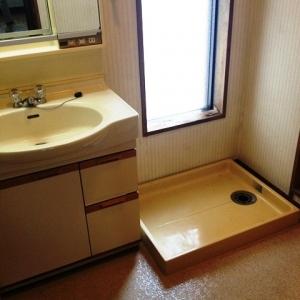 ザ・カレイド・スクエア 洗面室