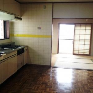ザ・カレイド・スクエア キッチン~和室