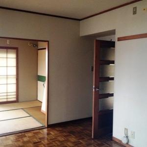 ザ・カレイド・スクエア ダイニング~室内ドアopen