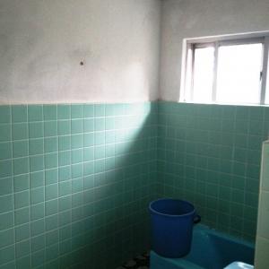 Around『首里劇場』 浴室