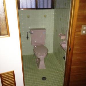一家団欒ハウス  トイレ