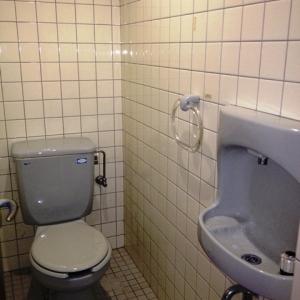 どうぞこのまま♪ トイレ