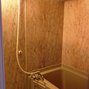 泡瀬のバルコニー♪! 浴室