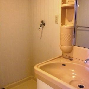 泡瀬のバルコニー♪ 洗面室