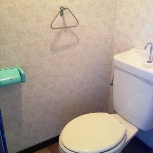 泡瀬のバルコニー♪ トイレ