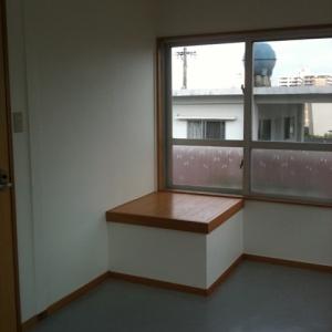 借地 de一戸建て。 2F:洋室①