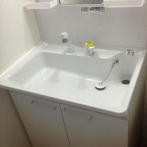 浮島Snow white 白雪姫洗面台