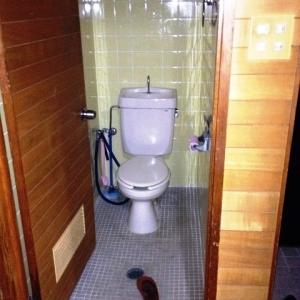 マンション・オン・ザ・ヒル トイレ