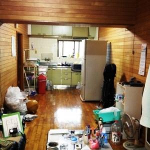 マンション・オン・ザ・ヒル リビング~キッチン