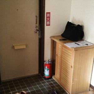スタイリッシュ・シングルライフ  玄関・靴箱