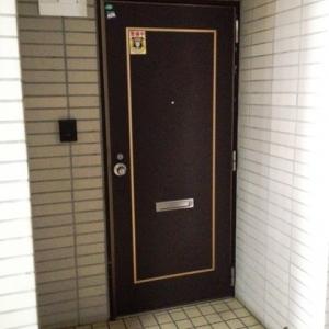 スタイリッシュ・シングルライフ  玄関