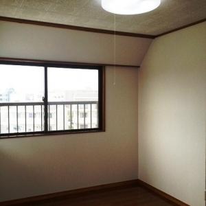 ハーフ&ハーフ 洋室窓