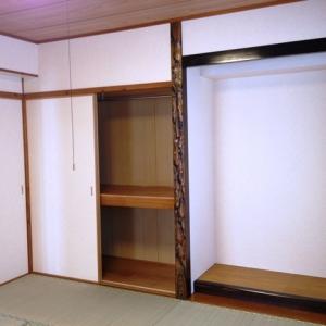 ハーフ&ハーフ 左和室収納